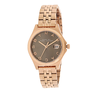Marc by Marc Jacobs The Slim Ladies Watch MBM3352