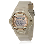Casio Baby-G Rose Gold-Tone Ladies Watch BG169G-4