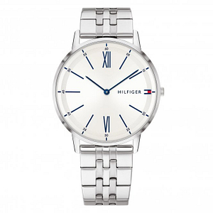 Tommy Hilfiger 1791511 Cooper Silver Stainless Steel Men's Watch