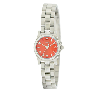 Marc by Marc Jacobs Henry Dinky Stainless Steel Ladies Watch MBM3326