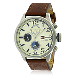 Tommy Hilfiger Casual Sport Leather Chronograph  1791239