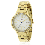 Tommy Hilfiger Gold-Tone Ladies Watch 1781856
