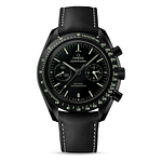 Omega Speedmaster Moonwatch CO-Axial Chronograph Pitch Black