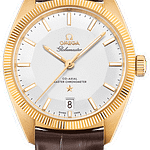 Omega Constellation Globemaster CO-Axial Master Chronometer Yellow Gold