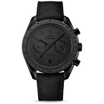 Omega Speedmaster Moonwatch CO-Axial Chronograph Darkside Of The Moon Black Black