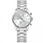Tayroc TXM112 Iconic Silver Chronograph Men's Watch