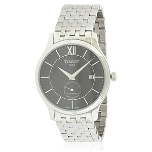 Tissot Tradition Automatic Stainless Steel  T0634281105800