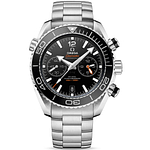 Omega Seamaster Planet Ocean 600M CO-Axial Master Chronometer Steel On Steel