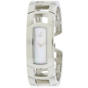 Calvin Klein ck Dress Bangle Ladies Watch K3Y2S11G