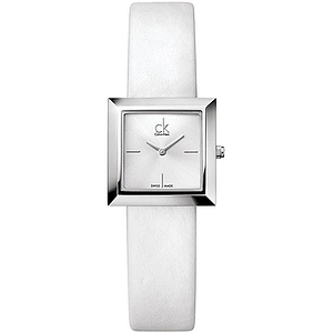 Calvin Klein ck Mark Leather Ladies Watch K3R231L6