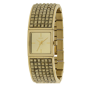DKNY Bryant Park Gold-Tone Ladies Watch NY2231