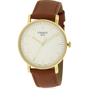 Tissot Everytime Medium Leather  T1094103603100