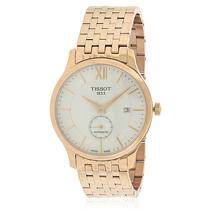 Tissot Tradition Automatic Rose Gold-tone Stainless Steel  T0634283303800