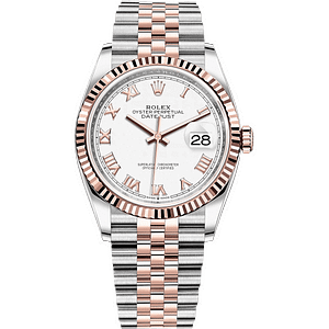Rolex Oyster Perpetual Datejust Rose Gold/Steel Ø36mm