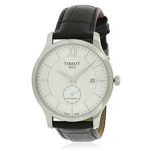Tissot Tradition Automatic Leather  T0634281603800