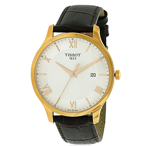 Tissot Tradition Leather  T0636103603800