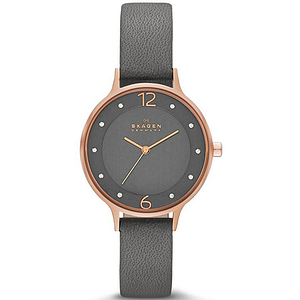 Skagen Anita Leather Ladies Watch SKW2267