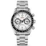 Omega Seamaster Racing CO-Axial Master Chronometer Chronograph Steel On Steel