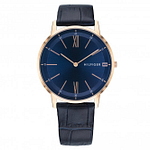 Tommy Hilfiger 1791515 Cooper Blue Leather Men's Watch