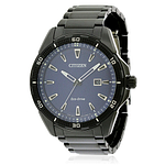 Citizen Drive Black Stainless Steel  AW1585-55L
