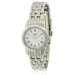 Tissot Classic Dream Stainless Steel Ladies Watch T0332101101300