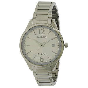 Citizen Eco-Drive Chandler Stainless Steel Ladies Watch FE6100-59A