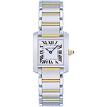 Cartier Francaise Automatic Ladies Watch W51007Q4