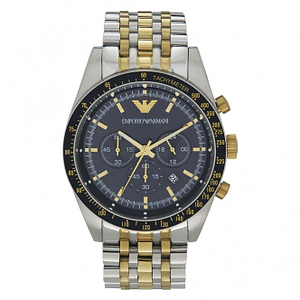 Armani AR6088 Men's Tazio Chronograph Watch