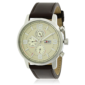 Tommy Hilfiger Leather Chronograph  1710337