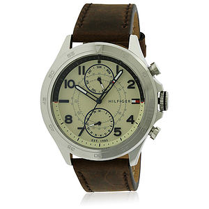 Tommy Hilfiger Leather Chronograph  1791344