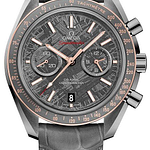 Omega Speedmaster Moonwatch CO-Axial Chronometer Chronograph Meteorite