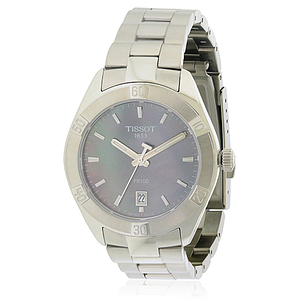Tissot PR100 SPORT CHIC Stainless Steel Ladies Watch T1019101112100