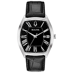 Bulova Ambassador Leather  96B290