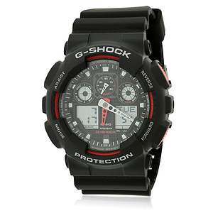 Casio G-Shock Analog Digital  GA100-1A4