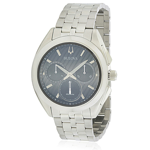 Bulova Stainless Steel Chronograph  96A186