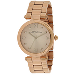 Marc by Marc Jacobs Dotty Rose Gold-Tone Ladies Watch MJ3449