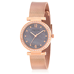 Kenneth Cole Rose Gold-Tone Ladies Watch KC50740002