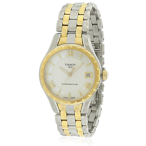 Tissot Lady 80 Automatic Two-Tone Stainless Steel Ladies Watch T0722072211800