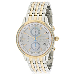 Citizen Eco-Drive World Chronograph A-T Atomic Ladies Watch FC5006-55A