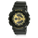 Casio Baby-G Black Ladies Watch BA110-1ACR