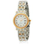 Seiko Premier Two-Tone Ladies Watch SXDE42