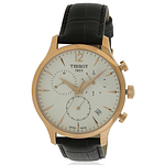 Tissot Tradition Leather  T0636173603700
