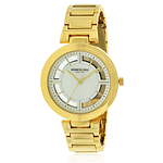 Kenneth Cole Gold-Tone Ladies Watch KC50048001