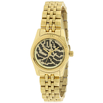 Michael Kors Petite Lexington Gold-Tone Ladies Watch MK3300