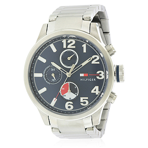 Tommy Hilfiger Jackson Stainless Steel Chronograph  1791242