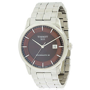 Tissot Luxury Automatic Stainless Steel  T0864071129100