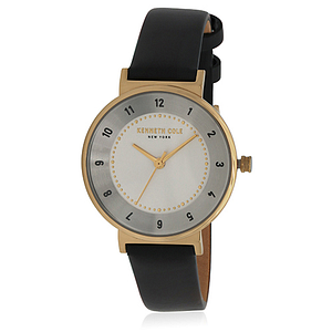 Kenneth Cole Leather Ladies Watch KC50075002