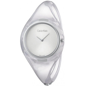 Calvin Klein Pure Translucent Bangle Ladies Watch K4W2MXK6