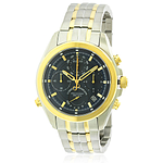 Bulova Two-Tone Stainless steel Chronograph  98B276