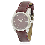 Tissot Couturier Leather Ladies Watch T0352101637100